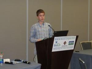 Carlos Barbery - youth presentation