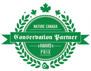 Nature Canada Conservation Partner Crest
