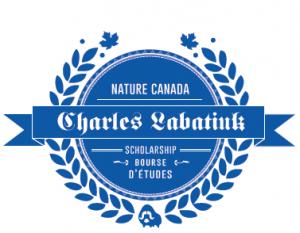 Nature Canada Labatiuk Scholarship Crest