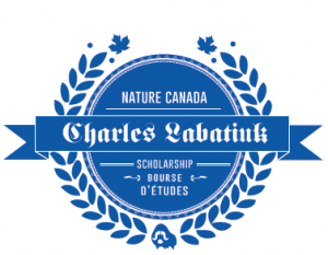Monogramme de la bourse Labatiuk de Nature Canada