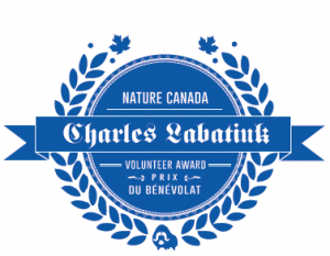 Nature Canada Labatiuk Volunteer Crest