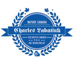 Nature Canada Labatiuk Volunteer Crest
