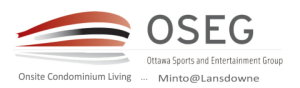 Image of the Ottawa Sports and Entertainment Group logo