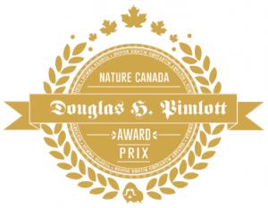 Monograme du prix Pimlott de Nature Canada