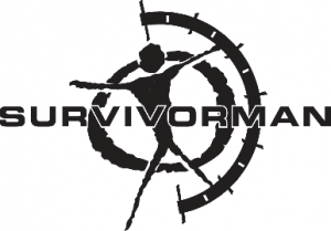 Image of Survivorman Logo