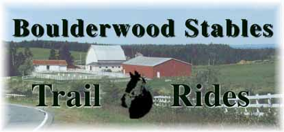 Image of the Boulderwood Stables logo