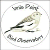 Image of the Innis Point Bird Observatory Logo