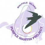 Walpole Island Purple Martin Project Logo