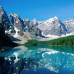 Picture of a mountain - parks canada