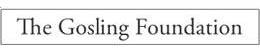 Gosling Foundation Logo