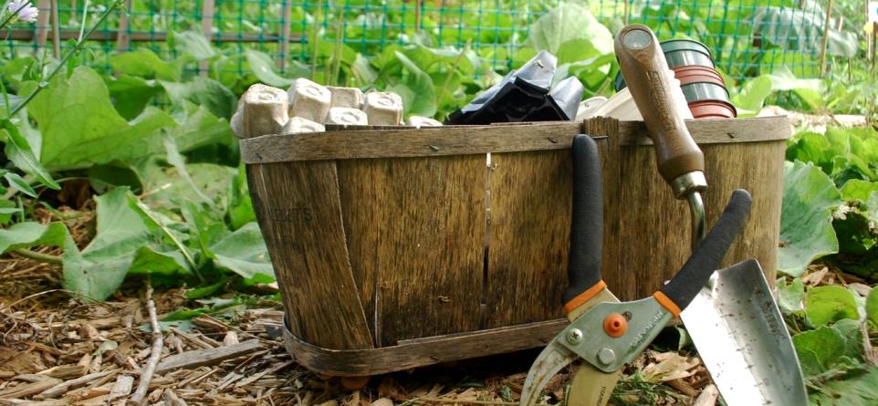 community garden tool kit