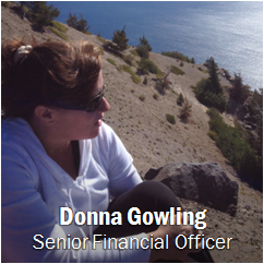 Donna Gowling, click for contact information