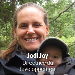 Jodi Joy, Obtenir les coordonnées