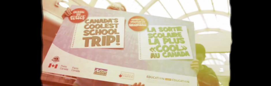 Canada's Coolest School Trip Contest