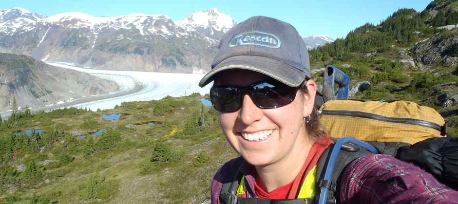 Meet the recipient of Nature Canada's 2014 Charles Labatiuk Scholarship Award