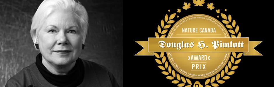 Douglas Pimlott Award Crest
