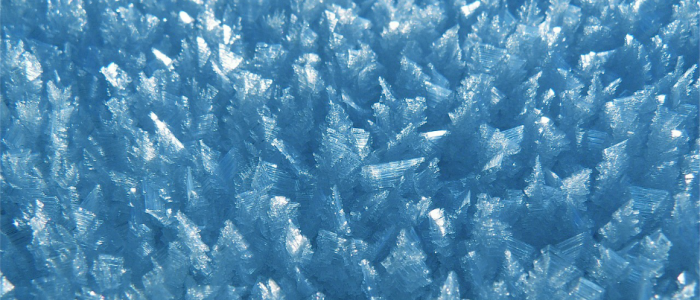 Image of ice crystals