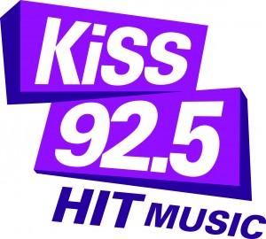 Kiss 92.5 logo