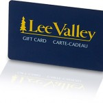 Lee Valley Giftcard