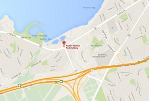 Map to Andrew Haydon Park