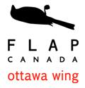 FLAP Canada Ottawa Wing logo