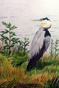 Chris Potter- Blue Heron-min