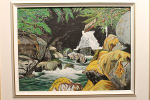 Mountain Stream Christopher Potter