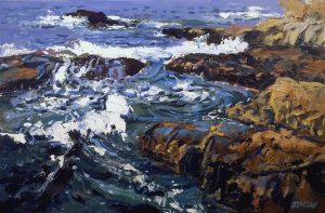 Image of the Sea by Brian Simons