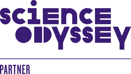 Image of the Science Odyssey Logo
