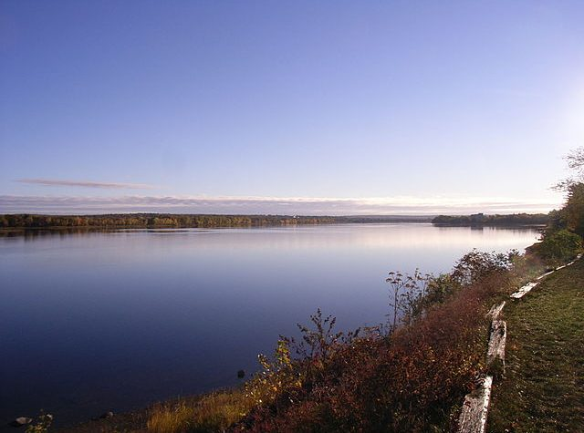 Image of Saint John River