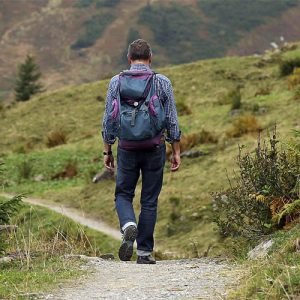 Image of a Hiker