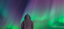 Catch a glimpse of the Northern Lights the Canadian way