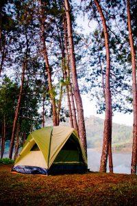 tent-lake