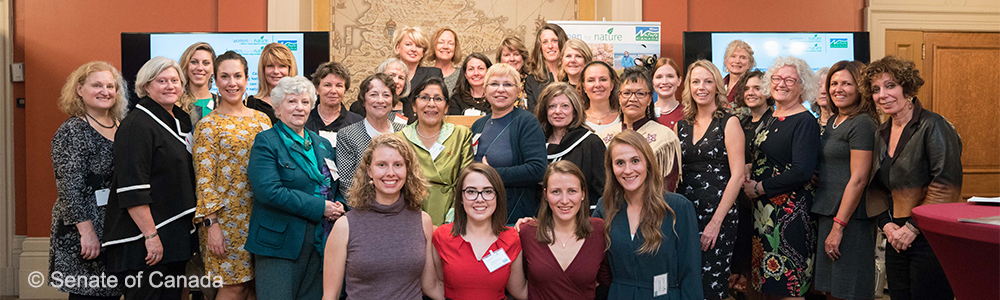 Women for Nature 2017 Parliamentary Reception